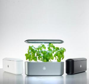AVA BYTE Sustainable Indoor Garden Prototype
