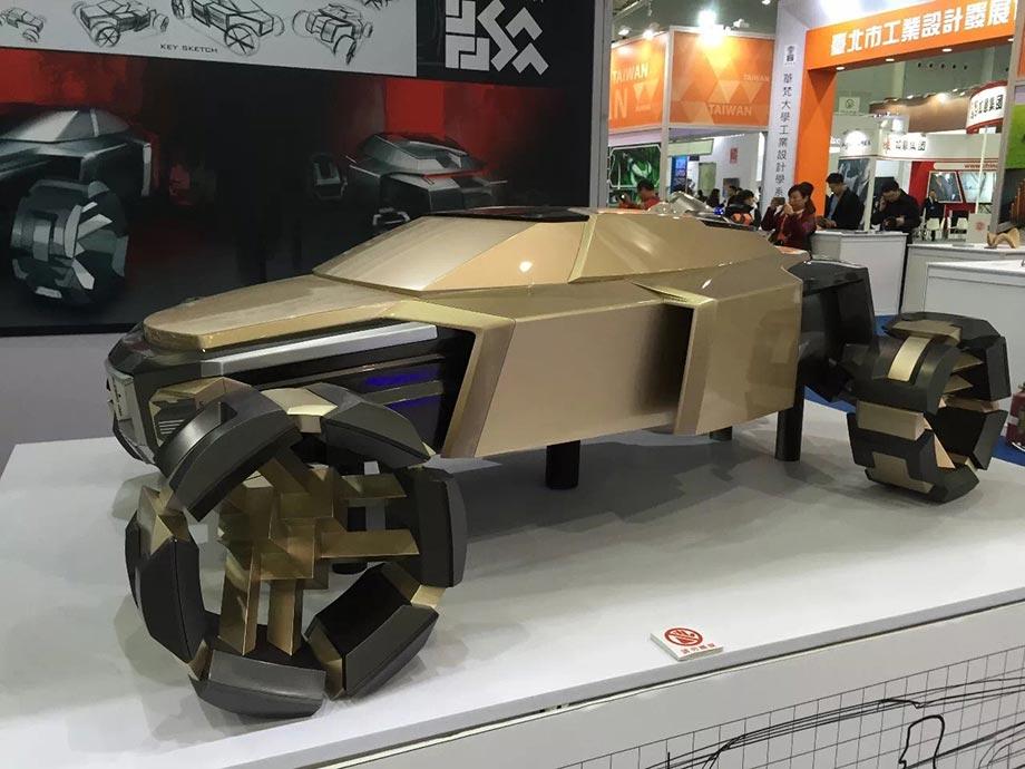 3d Printing for Model Car Parts - ProtoFab