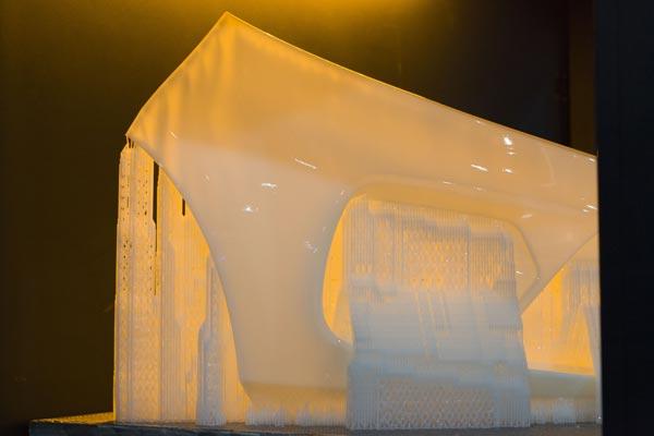 Vistar 3D Printing Car Bumper - ProtoFab 3D Printing Service