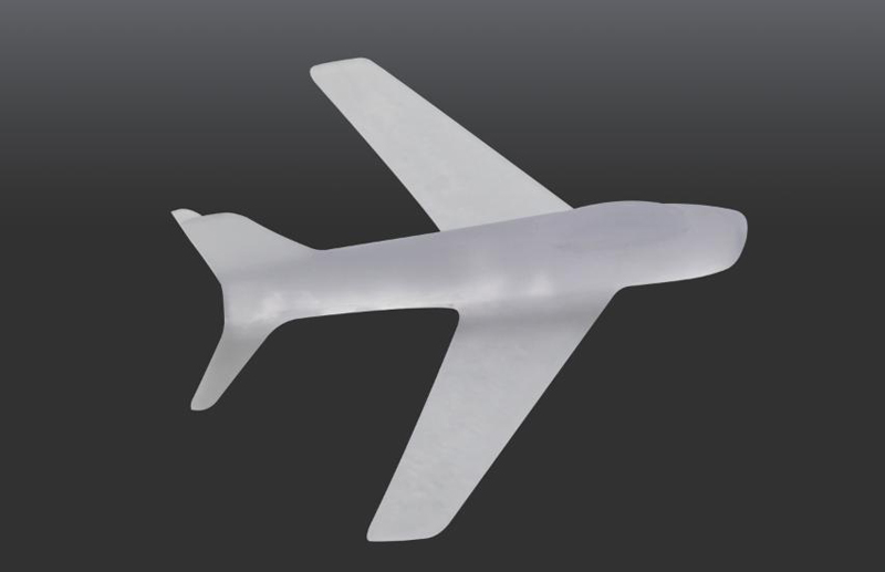 Aircraft Model (Semi-permeable Effect)