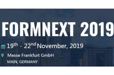 ProtoFab Will Meet You at the Formnext 2019 Exhibition in Frankfurt, Germany